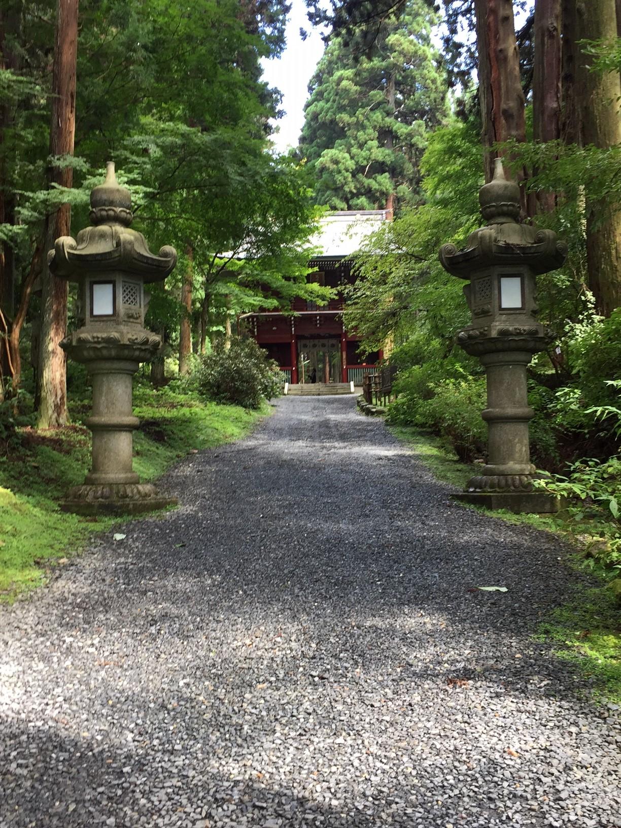 今月のおでかけ ~ 御岩神社