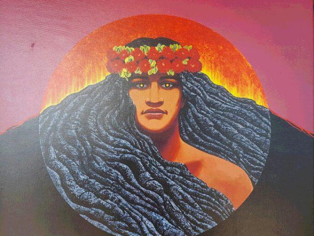 火星魚座期 in ハワイ島~火と地を感じる~Part.1