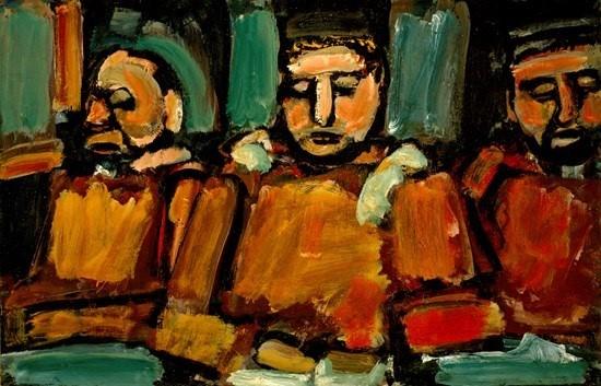 ルオーとゴーギャンの作品に見る、双子座の終わりなき自己探究と映し出すものごとの真実