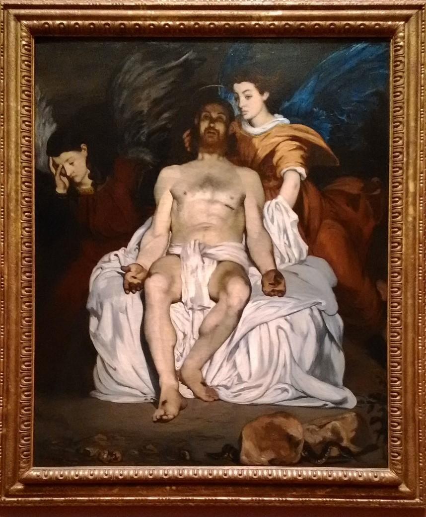マネの絵画に見る、水瓶座が知り語るものごとの本質と、それゆえの称賛と非難