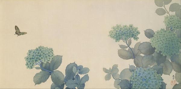 菱田春草の作品に見る、乙女座のたゆまぬ改善と比類なく完成された表現世界