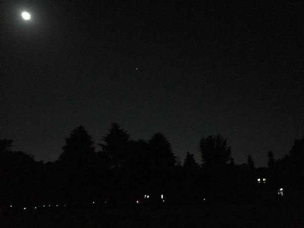 国立天文台、火星観望会に行ってきた!